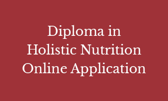 Diploma in Holistic Nutrition