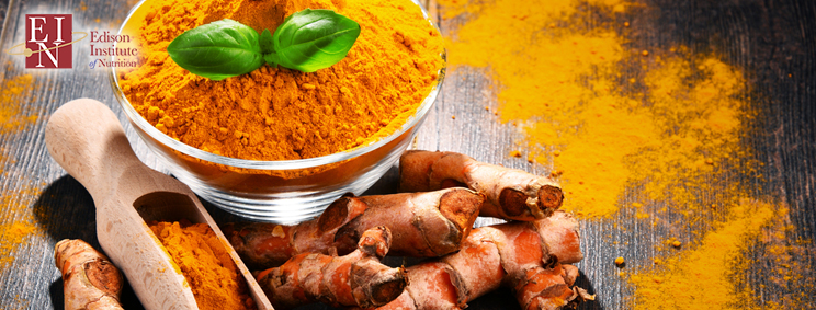 Turmeric's antianxiety effects | Online Nutrition Training Course & Diplomas | Edison Institute of Nutrition